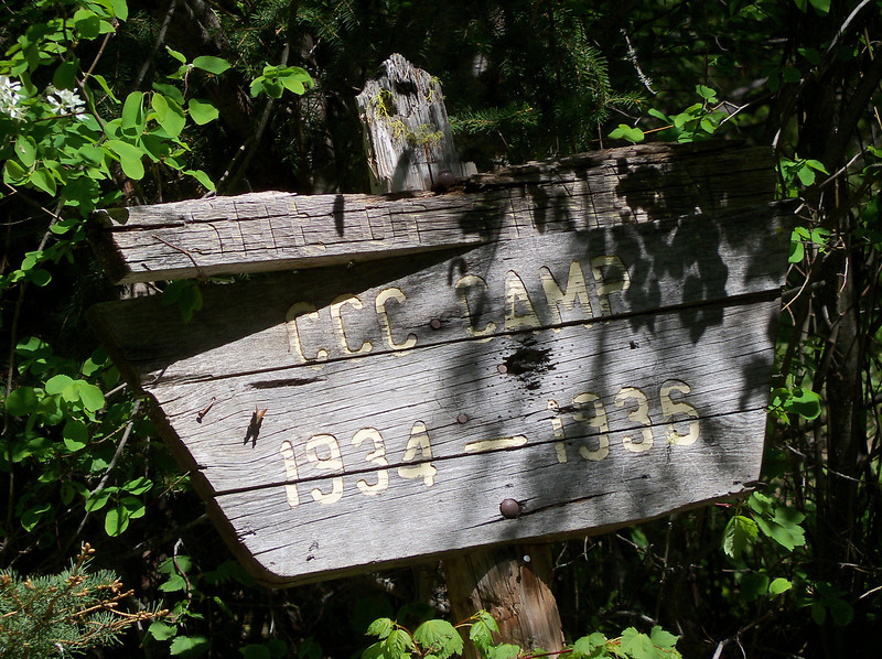 Old CCC Camp