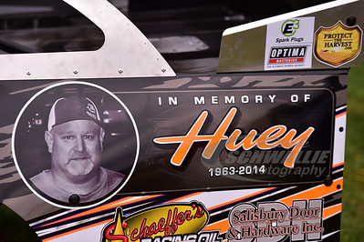Austin Hubbard's tribute to Huey Wilcoxon