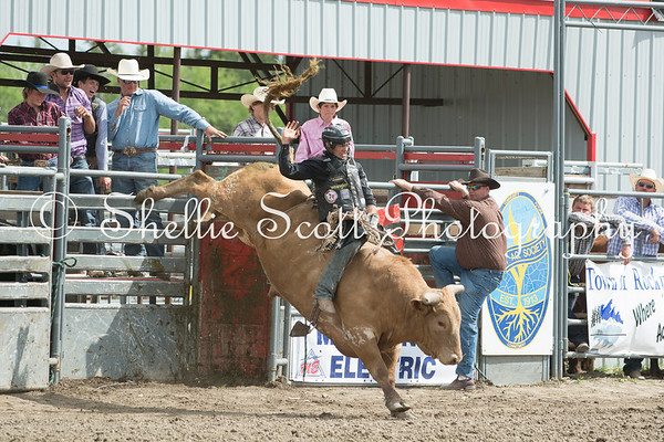 Rocky Rodeo - Sunday June 8