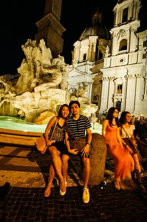 Rome 2014 - Fountains
