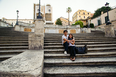 Rome 2014 - Plaza di Spagna