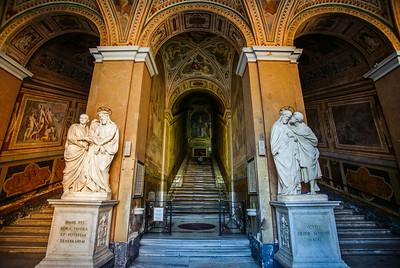 Rome 2014 - Scala Santa (Holy Stairs)