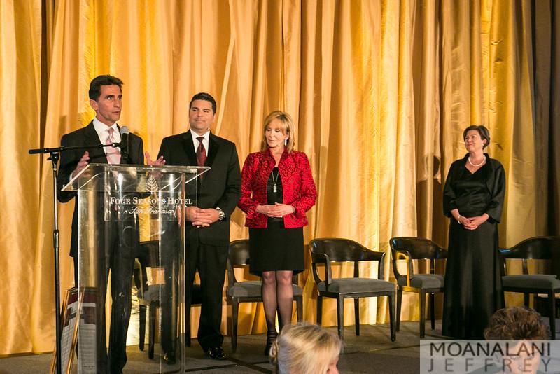 1103 Senator Mark Leno, Mike Nicco, Cheryl Jennings, Ellen Raboin