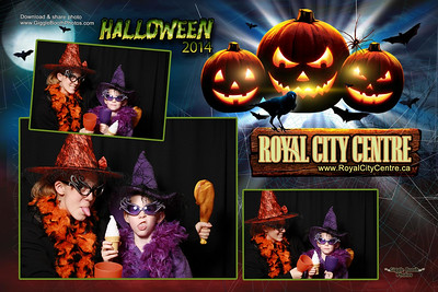 Royal City Centre 2014 Halloween