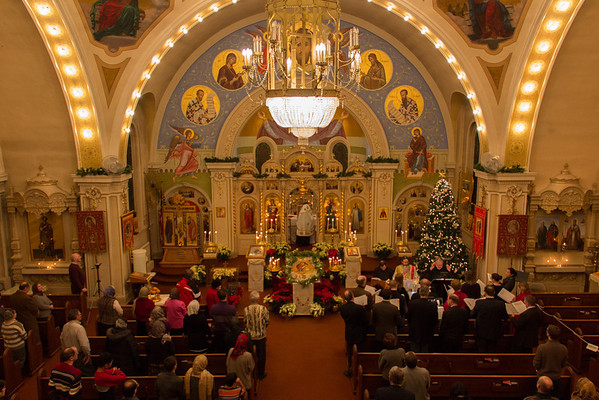 Russian Christmas Eve