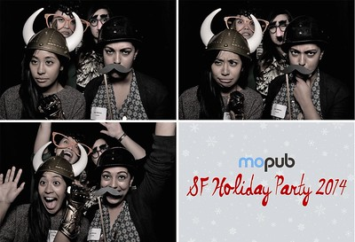 SF 2014-12-16 MoPub SF Holiday Party
