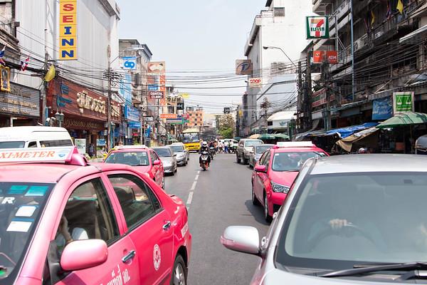 Bangkok traffic!
