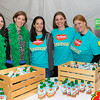 5821 Shelley Daza, Paige Olson, Michal Zeituni, Christina Stanley, Dallas Bradley (Del Monte Fruit Burst Squeezers)