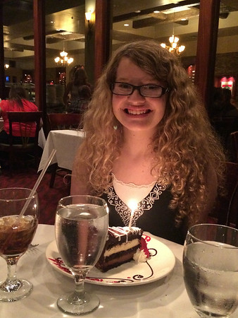May 2014 - Sage's 15th Birthday