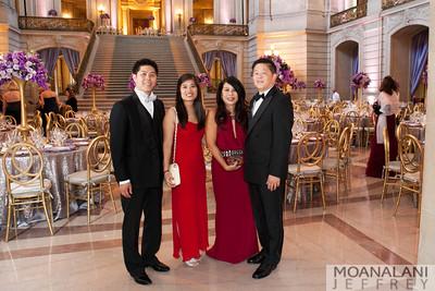 San Francisco Symphony Gala Supper & Symphonix Cocktail Reception & Dinner