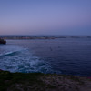 Santa Cruz after sunset