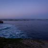 Santa Cruz after sunset