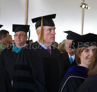 Robert R. Dyson received Doctor of Laws, honoris causa, during Mount Saint Mary College's 51st Commencement Exercises in Newburgh, NY on Saturday, May 17, 2014. Hudson Valley Press/CHUCK STEWART, JR.