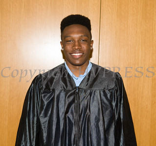 Donte Howell was among the 618 students to graduate during Mount Saint Mary College's 51st Commencement Exercises in Newburgh, NY on Saturday, May 17, 2014. Hudson Valley Press/CHUCK STEWART, JR.