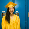 Newburgh Free Academy senior Gianna Frontera will be headed to NC State after NFA's 149th Commencement Exercises for the graduating Class of 2014 on Academy Field in the City of Newburgh, NY on Thursday, June 26, 2014. Hudson Valley Press/CHUCK STEWART, JR.