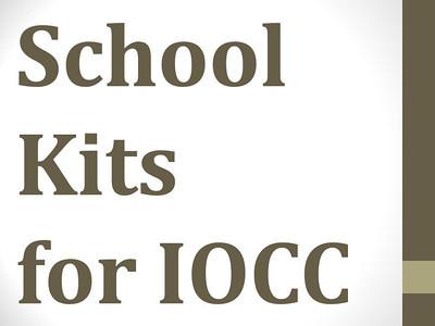 School Kits for IOCC
