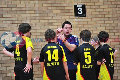 Scottish Volleyball Association U15 Junior National League Playoffs, Wishaw Sports Centre, Sun 23rd Mar 2014