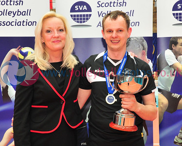 Scottish Volleyball Association, Presentations, Wishaw Sports Centre, Wishaw.