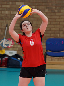 Scottish Volleyball Association, Thistle Bowl Final, Wishaw Sports Centre, Sat 26th Apr 2014