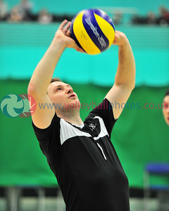 Scottish Volleyball Association Playoffs, Michael Woods Sports Centre, Glenrothes