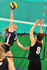 Scottish Volleyball Association Playoff Finals, Michael Woods Sports Centre, Glenrothes