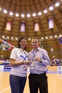 SVA Coach of the Year Presentations, Bell's Sport Centre, Perth, Scotland, Sunday 8th June 2014.