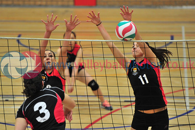 BUCS Volleyball Championship Final 8's