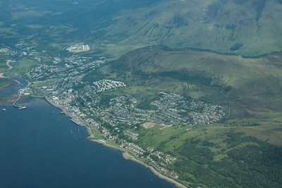 Fort William 310514 Aerial