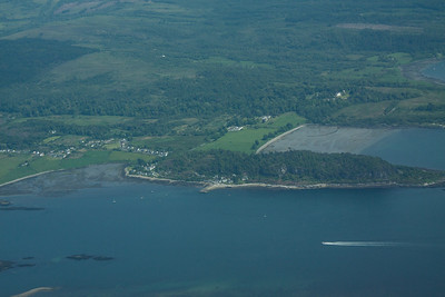 Port Appin 310514 Aerial