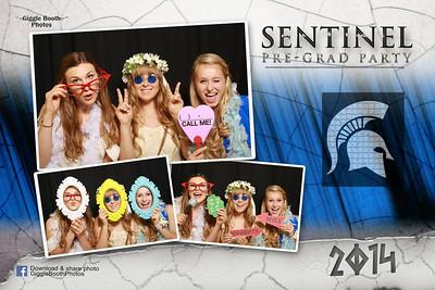 Sentinel Pre-Grad Celebration