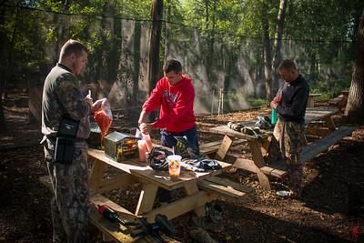 DuPont Team Building Event - 9/14/2014 8:34 AM