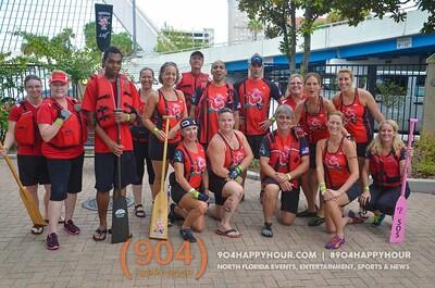 Jacksonville Dragon Boat Festival - 9.27.14
