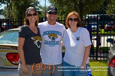 Jacksonville Jaguars vs. Indianapolis Colts @ Everbank Field - 9.21.14
