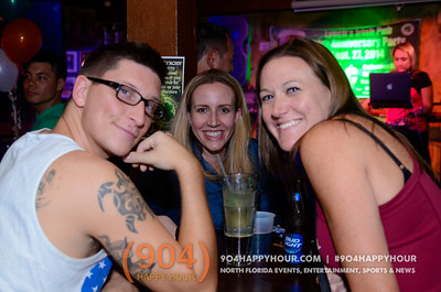 Lynch's Irish Pub's 20th Aniversary Party @ Lynchs - 9.27.14