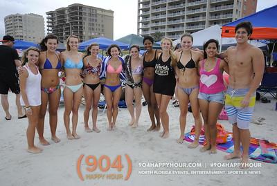 Surfers For Autism @ Jacksonville Beach - 9.20.14