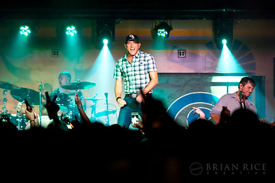 Cole Swindell at Kanza Hall 09.04.14