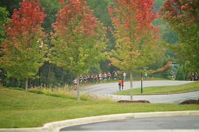 Cross Country meet; Fall 2014.