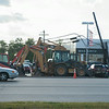 JOED VIERA/STAFF PHOTOGRAPHER-Lockport, NY-Construction continues to disrupt traffic at Robinson Street and Transit Road on Wednesday, September,3rd.