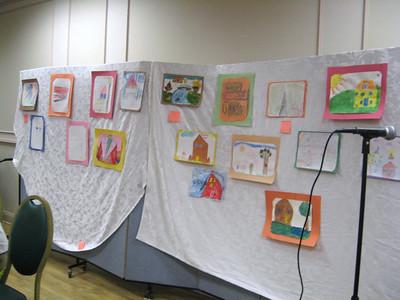 Shnorhali School Art Auction 2014
