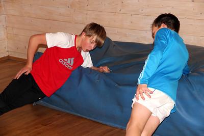 Sirkel trening junior