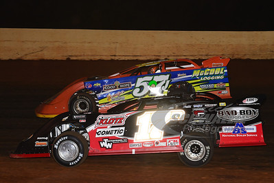 17m Dale McDowell and 57J Bub McCool