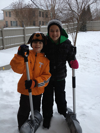 Snow Days - Jan. 28-30, Feb. 13, 2014