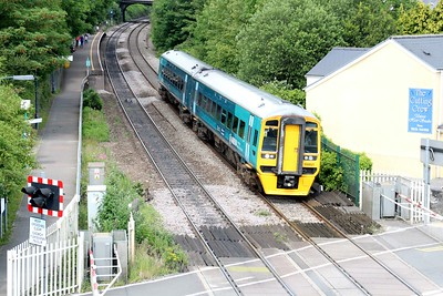 158821 Pencoed Station Crossing    14/06/14