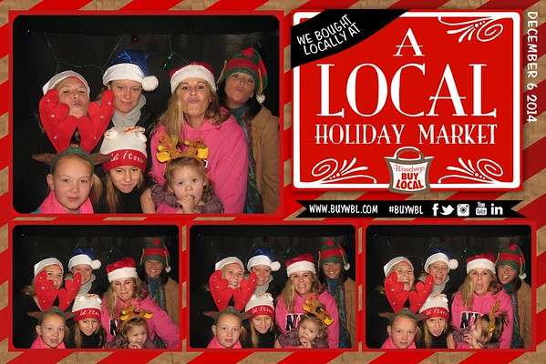 A Local Holiday Market December 6, 2014