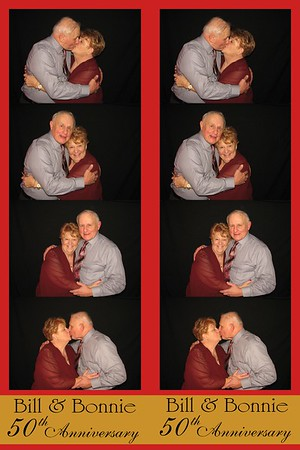 Bill and Bonnie's 50th Anniversary December 27, 2014