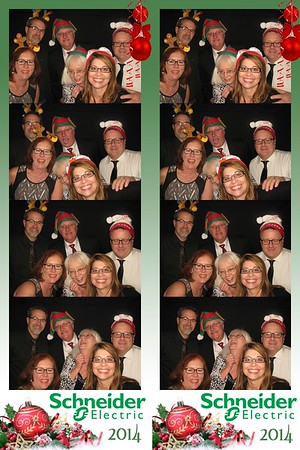 Schneider Electric Holiday Party December 6, 2014