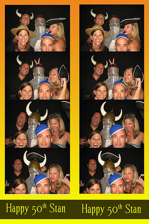 Stan's 50th Birthday Party June 6, 2014