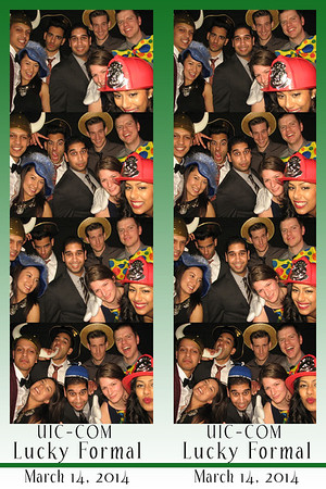 UIC Formal Dance March 14, 2014