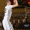 Army Forward Tanner Plomb (32) posted a game high 17 points as the Black Knight's were defeated by the Navy Midshipmen 79-57 at the United States Military Academy's Christl Arena in West Point, NY on Saturday, February 8, 2014. Hudson Valley Press/CHUCK STEWART, JR.