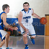 Mount Saint Mary F Chris Pisciotta (10) Joe Stabach (22) was 7-of-8 from the field for 20 points as the Knight's defeated the Yeshiva University Maccabees 88-58 in their Skyline Conference game on Thursday, January 23, 2014 in the Kaplan Center in Newburgh, NY. Hudson Valley Press/CHUCK STEWART, JR.